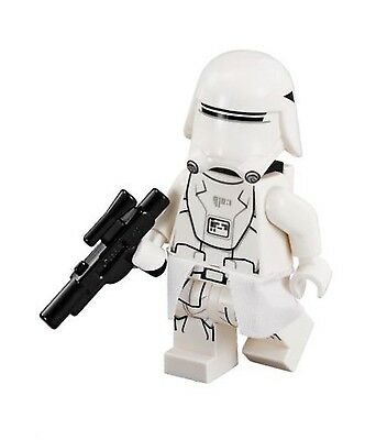 LEGO STAR WARS First Order Snowtrooper MINIFIG brand new from Lego set #75100