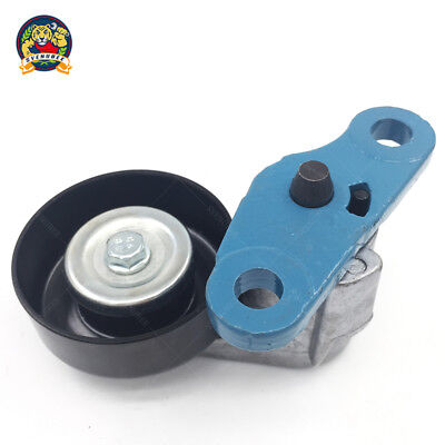 New A/C Drive Belt Tensioner Metal Pulley For Gm Chevy Gmc 12580196 High Quality