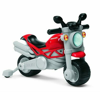 Moto Ducati Monster Cavalcabile 2 in 1 Chicco - 71561000000