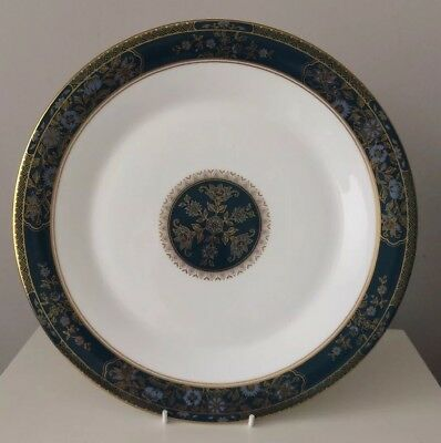 """Royal Doulton Carlyle Dinner Plate 10.5"""" (27 cm) H5018 First Quality"""