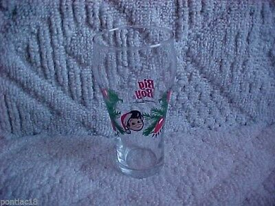 Big Boy Restaurant & Bakery Vintage Christmas Glass Very Good Condition