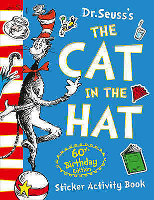 Cat In The Hat Sticker Activity Book / Dr Seuss9780008219628