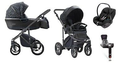 BEBETTO Bresso 4in1 2019 Stoller Pushchair Sport seat FREE SHIPPING
