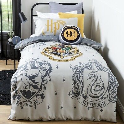 NEW Harry Potter House Quilt Cover Set By Spotlight