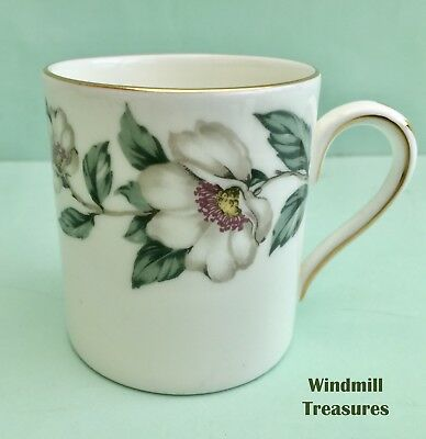 Crown Staffordshire 'Christmas Rose' Replacement Demitasse Coffee Cup - Fab
