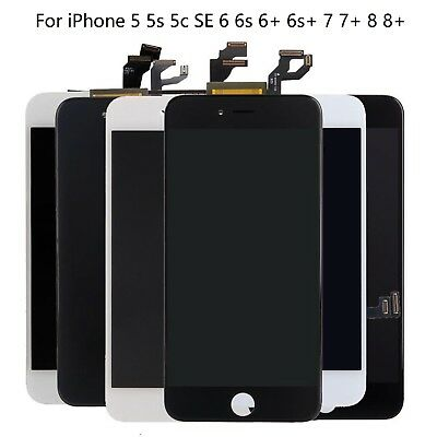Retina LCD Screen Replacement Assembly for iPhone 5 5s SE 6 6s 6+ 6s+ 7 7+ 8 8+