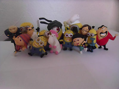 Despicable Me Minion Toy Knitting Patterns Larger Version 17in