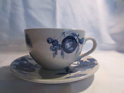 CALIFORNIA PANTRY CLASSIC Ceramics 2002 Oversized Cup and Saucer ...