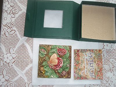 Harmony Kingdom Byron's Secret Garden Mayfly Madame Collectible Tile