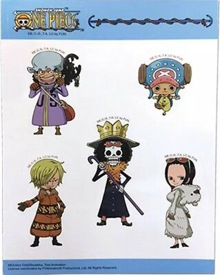 Sticker - One Piece - SD Group #2 Set Toys Anime Licensed ge55547 AUTHENTIC NEW