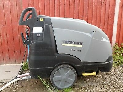 Karcher Professional Hds 7/10-4M Heavy Duty Steam Cleaner Power Washer