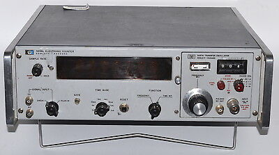HP 5246L 50Mhz Frequency Counter *Used* Hewlett Packard