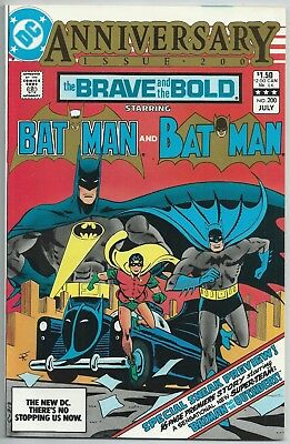 **the Brave And The Bold #200**(Jul 1983, Dc)**1St App Of Katana**nm**hot!!**