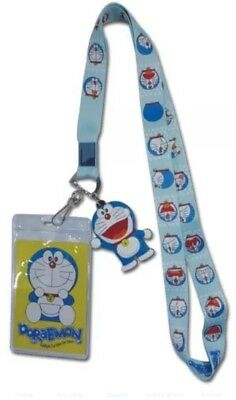 *NEW* Doraemon: Doraemon Moods Lanyard by GE Animation