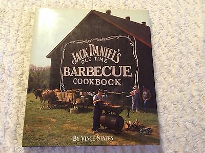 Pair of Jack Daniels cookbooks