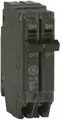 GE Q-Line 30 Amp 1 in. Double Pole Circuit Breaker Power Distribution Electrical
