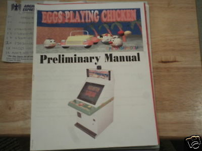 EGG PLAYING CHICKEN  REDEMPTOIN game manual
