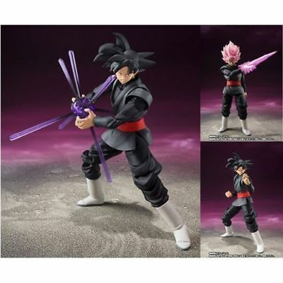 S.H.Figuarts Dragonball Dragon ball Z Super Gokou Black Figure New