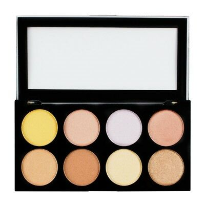 100% AUTHENTIC Makeup Revolution Ultra Strobe and Light Palette