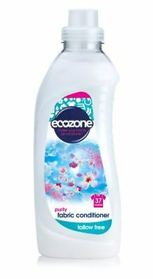 Ecozone Fabric Conditioner - Purity [1Ltr] (5 Pack)