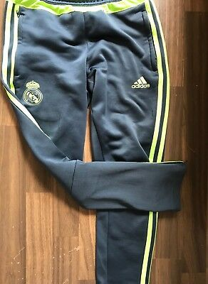 ADIDAS TRAININGSHOSE Real Madrid 152 EUR 10,00 | PicClick DE