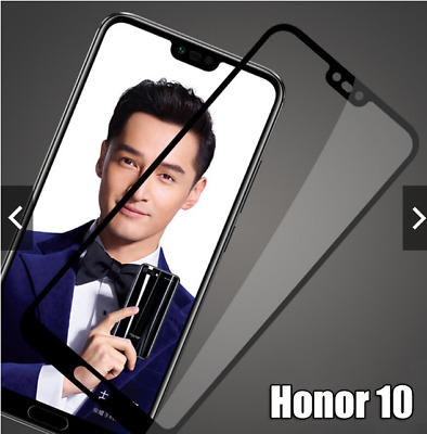 For Huawei Honor 10 3D Full Covered Tempered Glass Screen Protector Film Cover