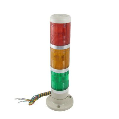 Red Yellow Green Industrial Signal Industrial Tower Warning Lamp Stack Light