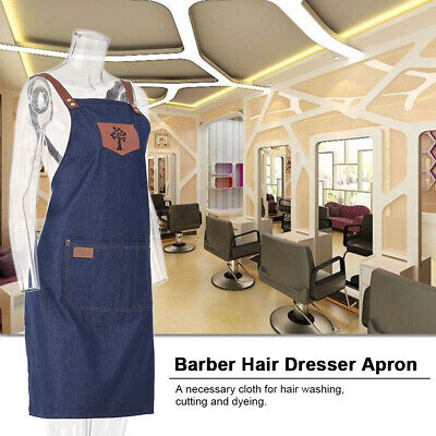 Barber Hair Cutting Hairdressing Cape Cloth Hairdresser Dyeing Apron Cloth Gown