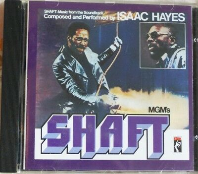 Original Soundtrack - Shaft (Isaac Hayes)