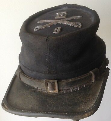 US Civil War Union Kepi For Display.