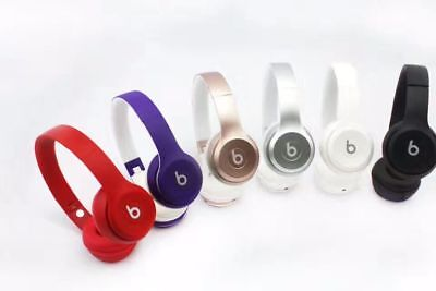 Beats by dr dre solo 3.0 wireless bluetooth headphone earphone variation color