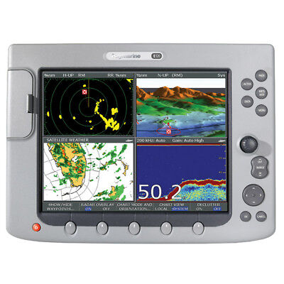 Raymarine E80 or E120 Chartplotter – Backlight testing (can repair with LEDs)