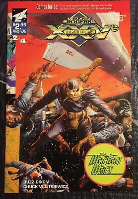 Buck Rogers In The 25th Century. Martian Wars Comic. TSR. Number 2