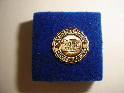 Pearl Buck House - Vintage Lapel Pin