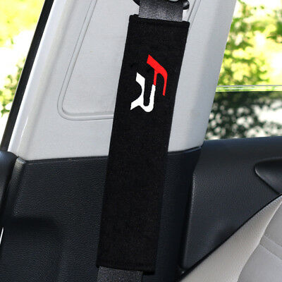 car seat belt shoulder pad pair covers cushion interior accessories SEAT FR