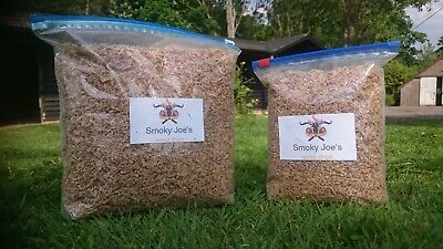 Smoky Joe's BBQ Oak wood chip shavings
