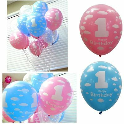 Fortieth 40th Birthday Celebration Latex Balloon Party Decoration Supplies ~15ct