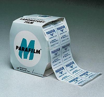 """PARAFILM M Film 4"""" WIDE AND VARIOUS LENGTHS 1' / 5' / 10'  FREE SHIPPING"""