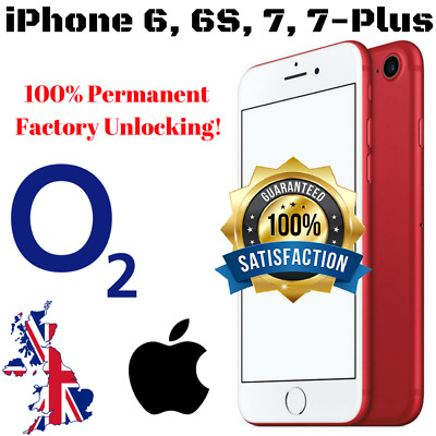 O2 Uk Iphone 6 / 6S / 6+ Factory Unlock Code - Clean Imei - Fast Service