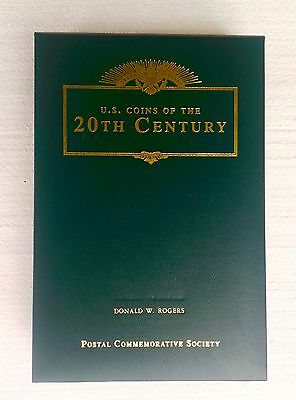US COINS OF THE 20TH CENTURY Complete 42 coins & 19 Stamps POSTAL COMMEMORATIVE