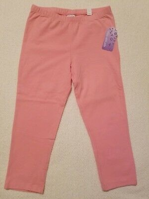Miss Attitude girl's capri shorts pink size small (6/7)