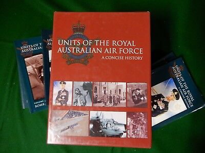 RAAF Historical Section. (Compiled by). Units of the Royal Australian Air Force.