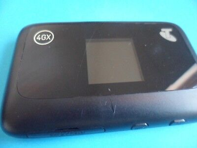 Unlocked Excellent Condition Telstra 4GX Wifi Plus ZTE MF910 LCD Display
