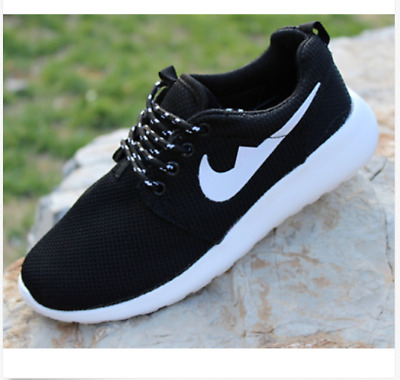 2018 Fashion Mens Running Breathable Sports Sneakers Flats Casual Athletic Shoes
