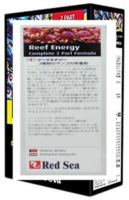 Red Sea Reefenergy Starter Kit AB pour Aquariophilie,L'emballage peut varier