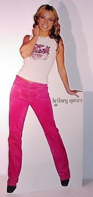 Britney Spears Life-Size Display