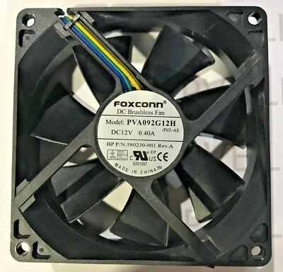 Foxconn Dc Brushless Fan Pva092G12H Dc 12V