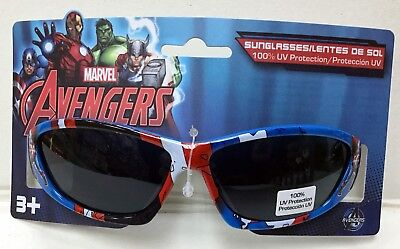 Sunglasses kids boys 400 uv protection spider-man marvel summer holiday gift.