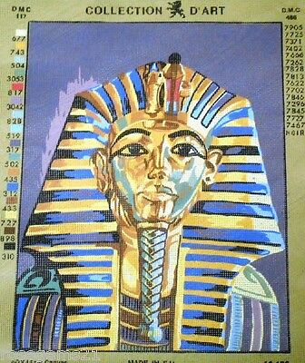 KING TUT'S GOLDEN MASK - Tapestry to Stitch (NEW)