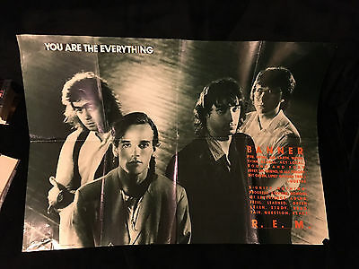 R.e.m.-You Are The Everything-Band Poster-1988